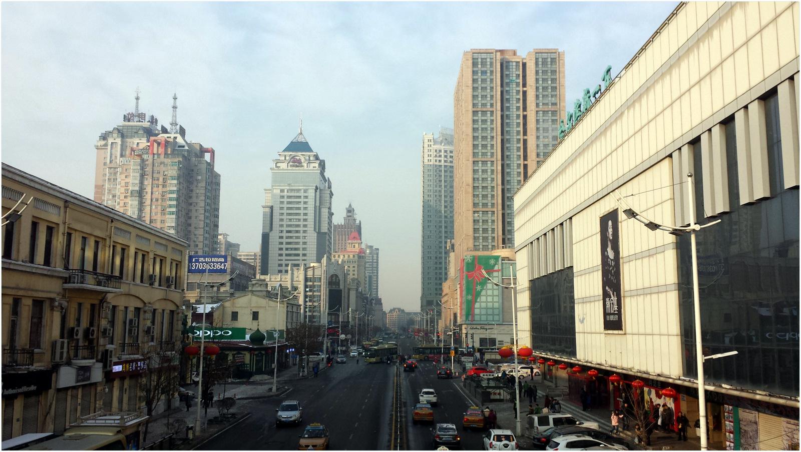 China Harbin