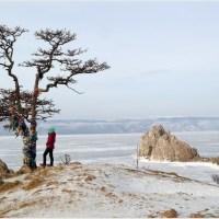 Olkhon Island - baikal winter - move our world - travel - bajkał zimą