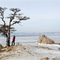 Olkhon Island - baikal winter - move our world - travel - bajkał zimą