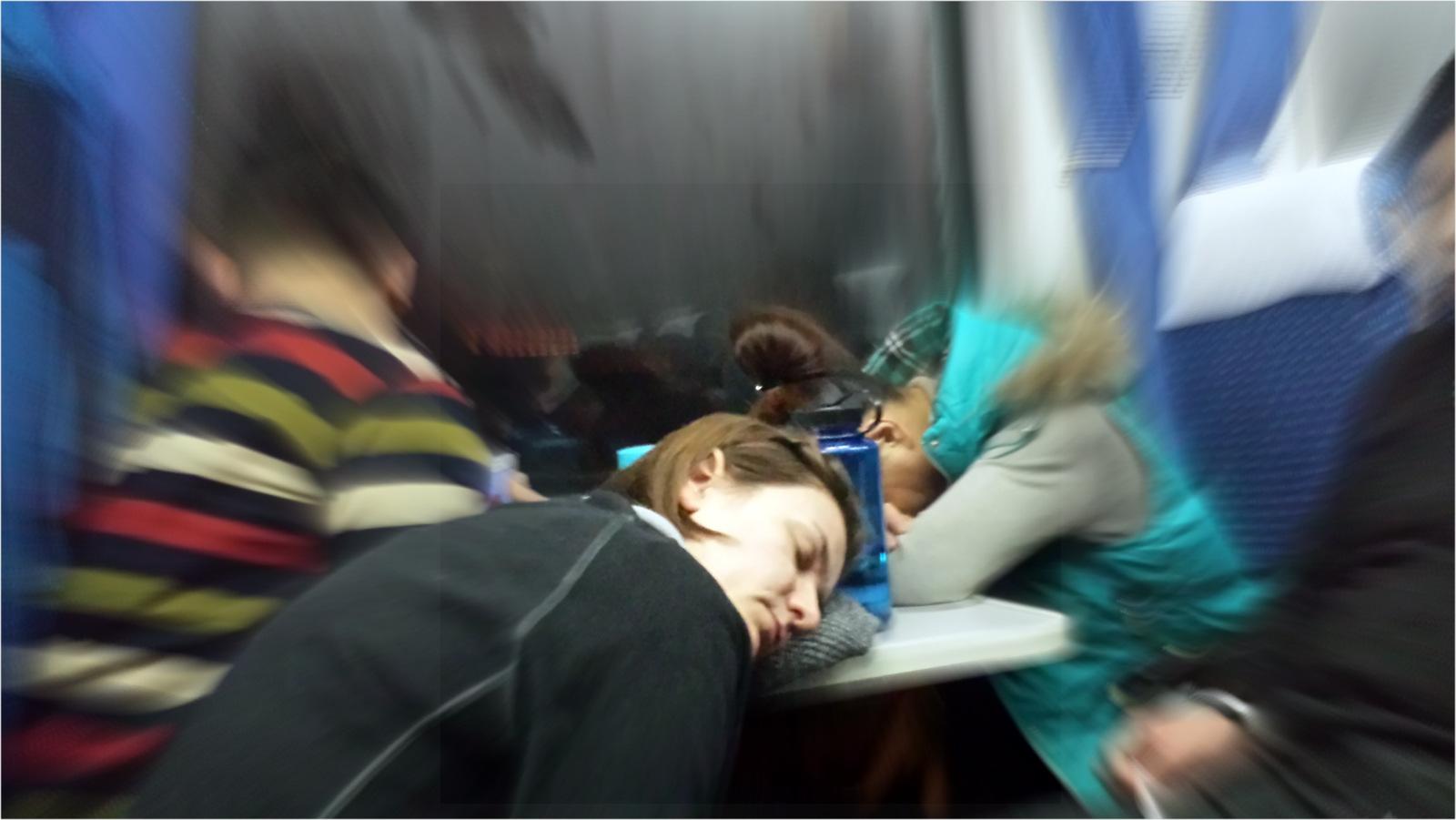 China - Train - Hard Seat Wagon