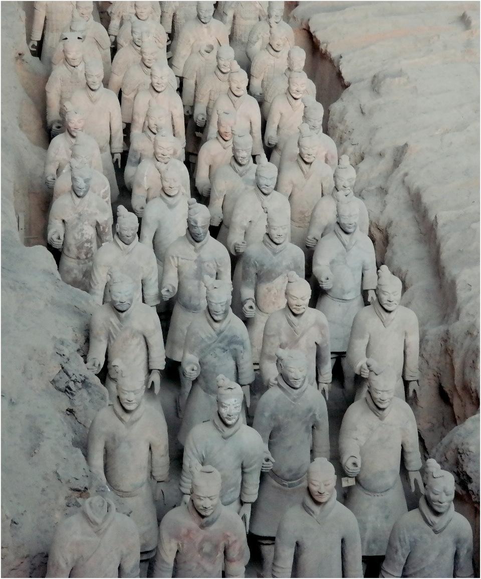 China - XiAn - Terracotta Army