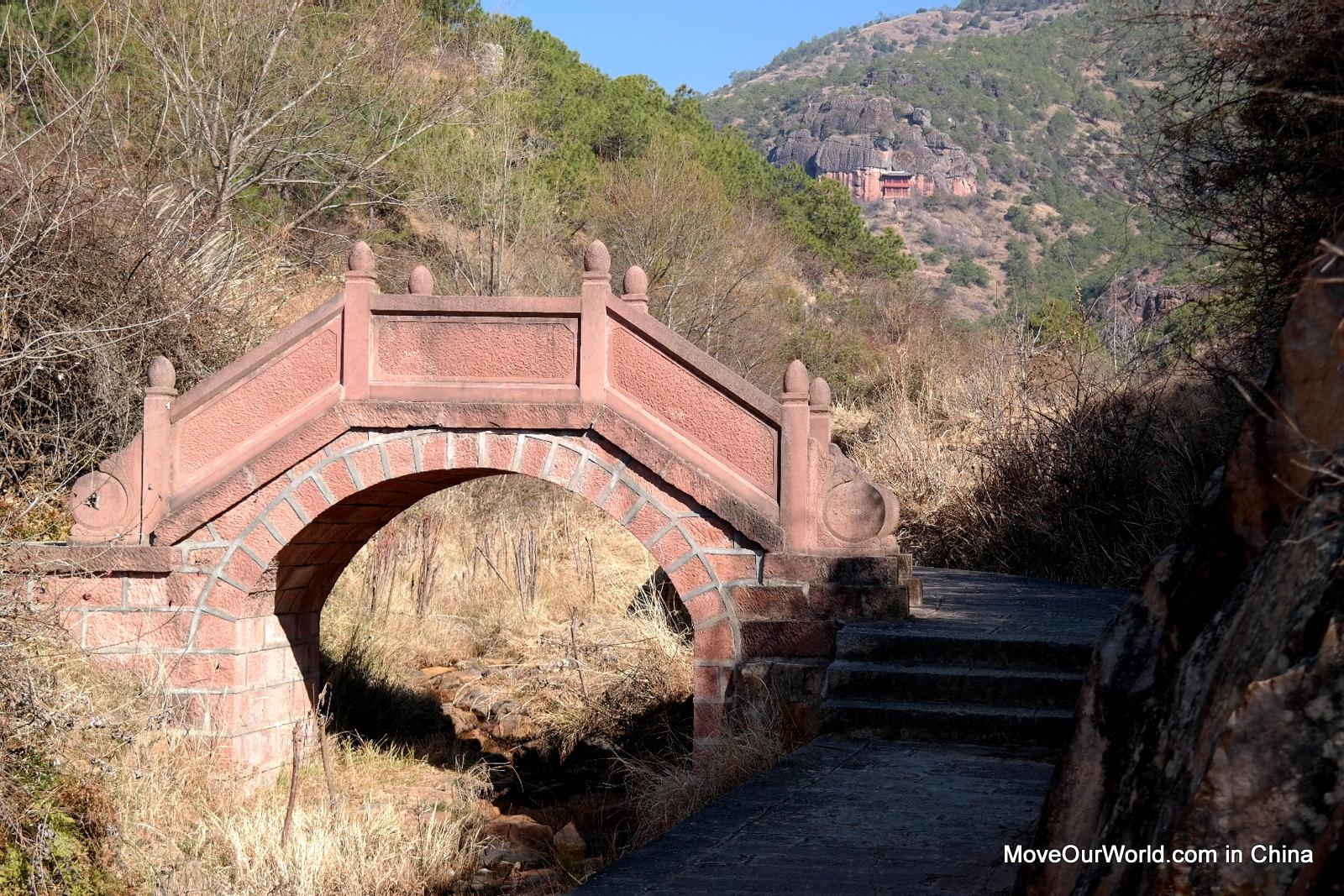 Shaxi trekking