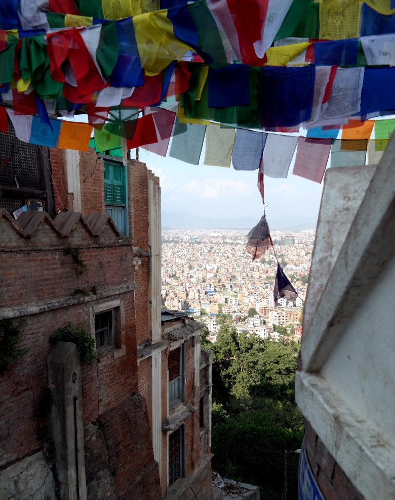 Move Our World-Nepal-Katmandu