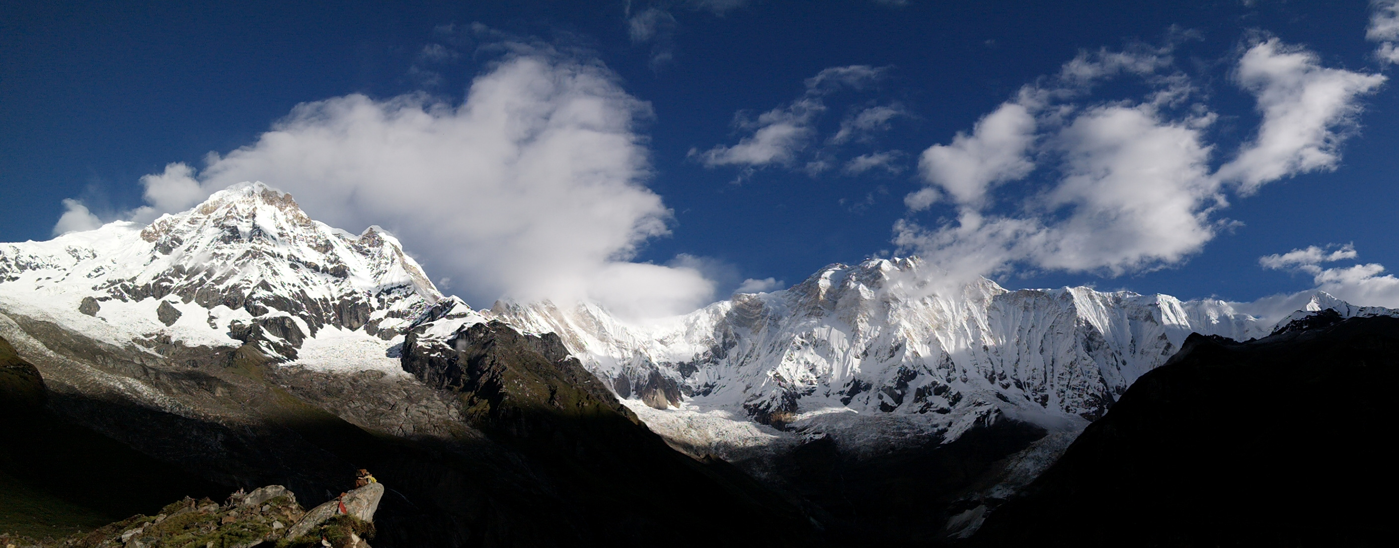 Annapurna Base Camp - Annapurna South and Annapurna I - Move Our World