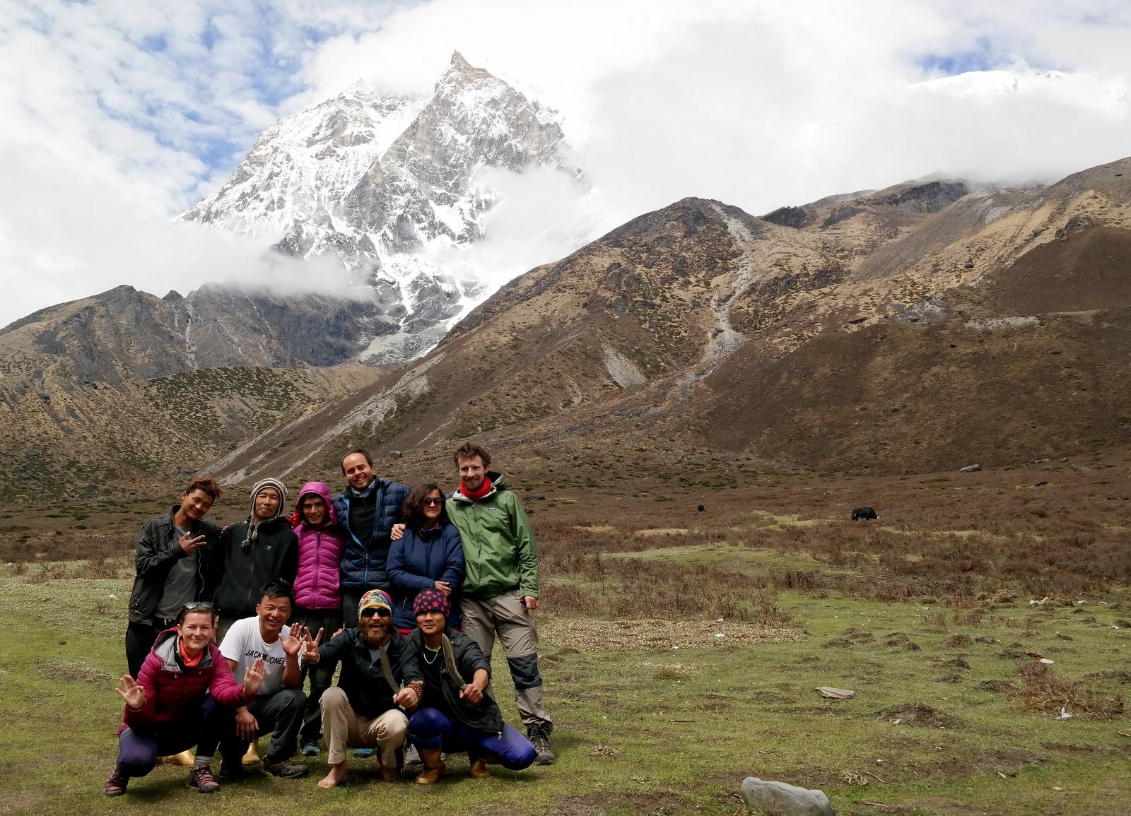 Move Our World – Kanczendzonga – trekking - Indie