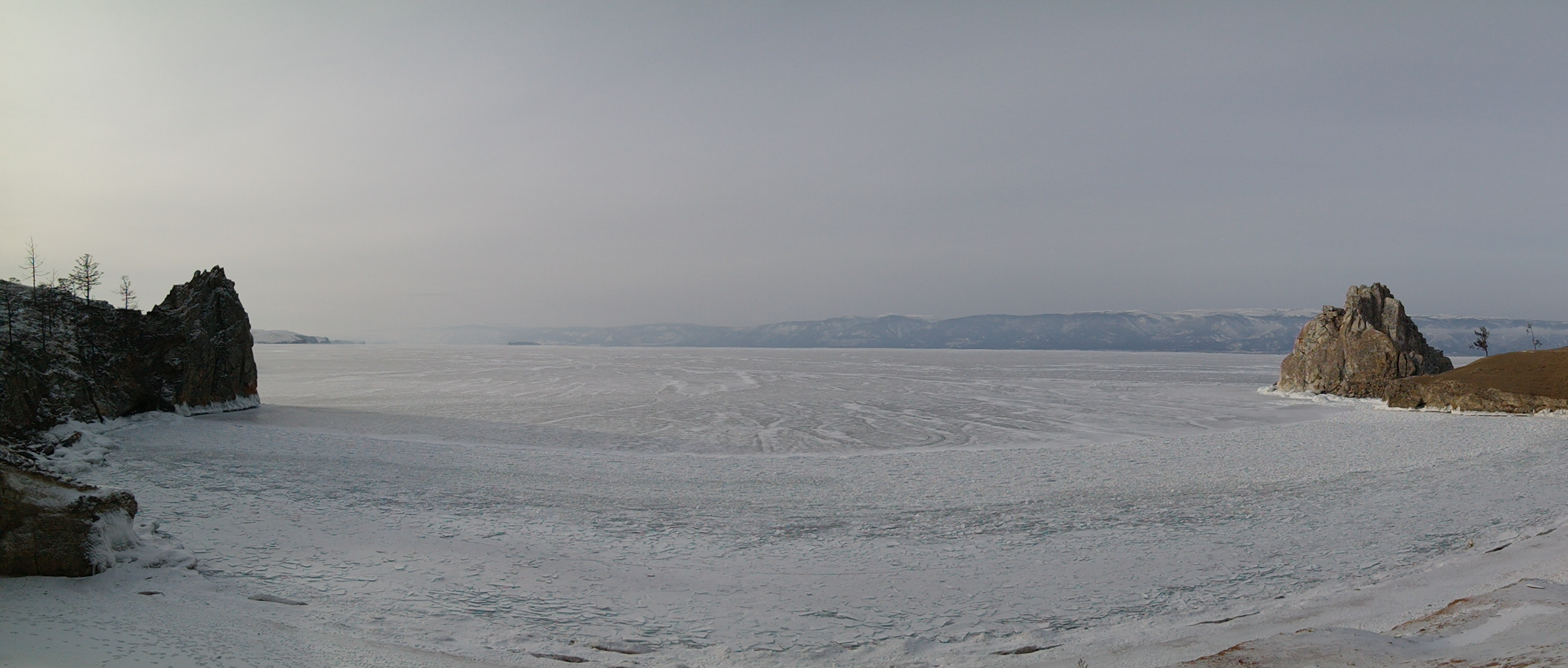 Move Our World Blog Voyage Top 3 Asie Les panoramas de dingue (5) Baikal Lake Frozen Winter