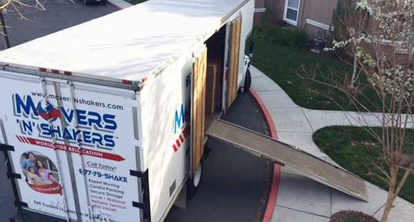 Pleasanton movers