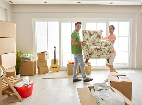 Bay Area residential furniture moving company