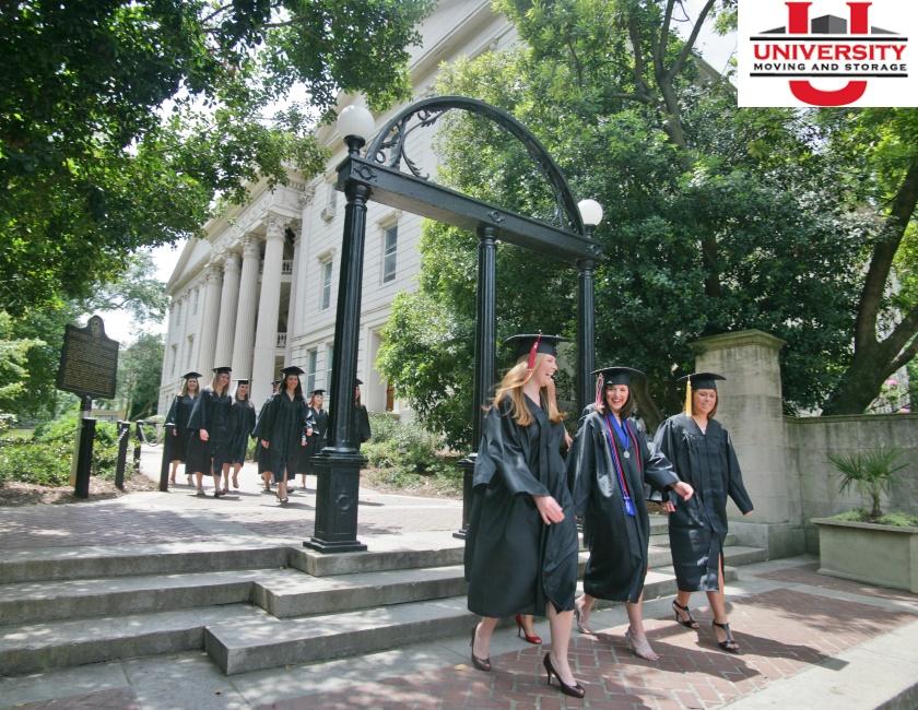 University Of Georgia Athens >> University Moving And Storage Athens Georgia Proud Member Of The