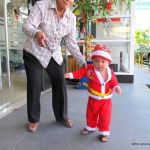 Christmas activities for kids in Siem Reap