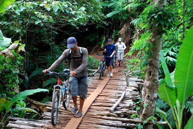 Chi Phat ecotourism