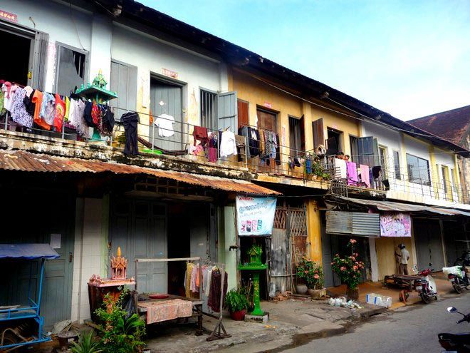 Battambang house rental