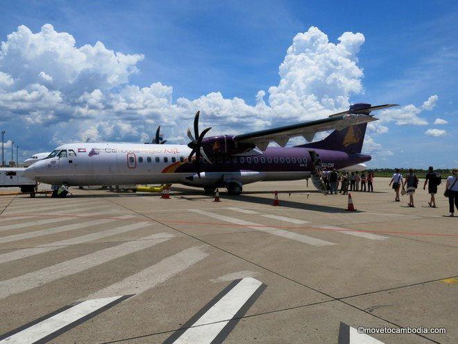 Cambodia Angkor Air ATR72