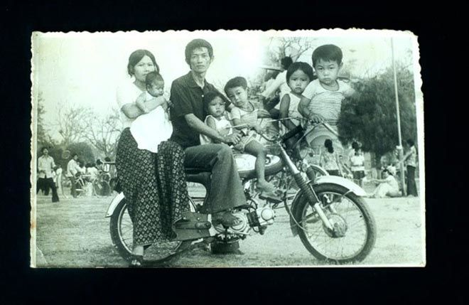 Cambodian found photo