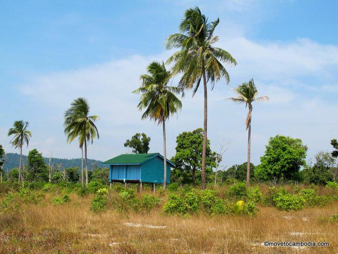 Small house on Koh Rong