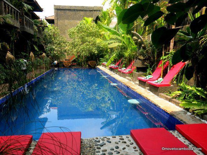 Petit Temple Suite & Spa pool
