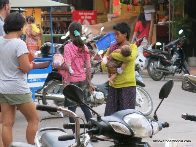 Cambodia milk scam