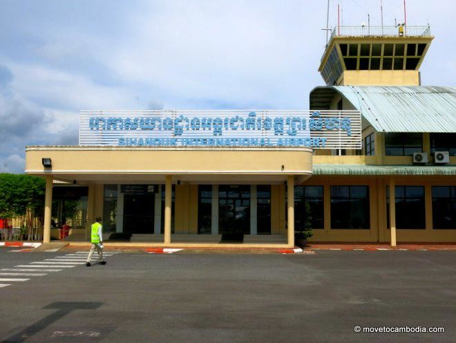 Sihanoukville Airport Cambodia