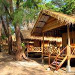 Bungalows at Koh Thmei Resort