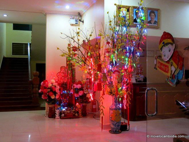 Nyny hotel Kampot Cambodia