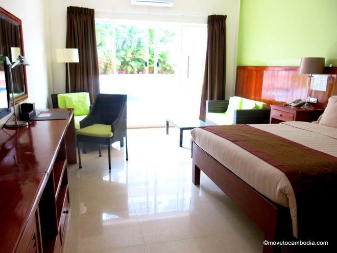 Serendipity Beach Resort rooms
