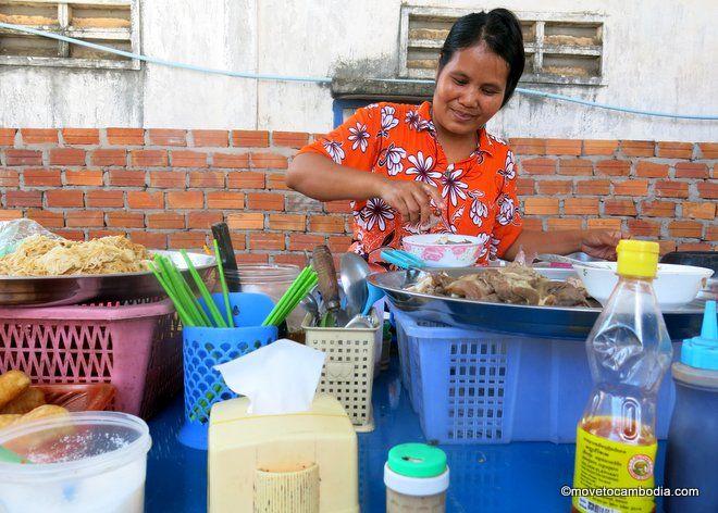 Siem Reap market tour
