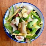 fresh cambodian vegetables