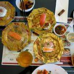 sushi at Hanami Buffet Phnom Penh