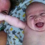 Expat baby born in Phnom Penh