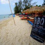 Otres Sihanoukville beach