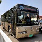 Phnom Penh public bus
