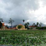 Kampot rainy season