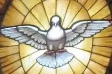 Handauflegen Gabe des Heiligen Geistes