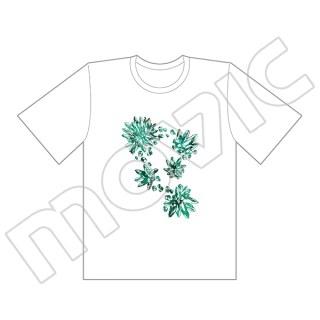 蒼穹のファフナーEXODUS 同化現象Tシャツ-ホワイト-