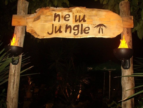 new jungle