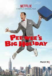 Pee-wees Big Holiday 2016