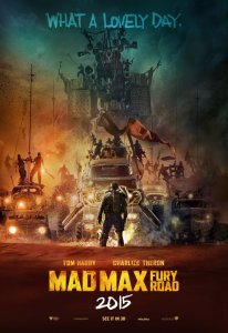 Mad Max: Fury Road movie review