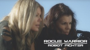 Rogue Warrior: Robot Fighter Tracey Birdsall Interview