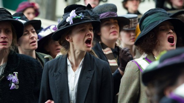 Review in a Flash: Suffragette - Movie-Blogger.com