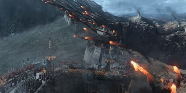 The Great Wall Trailer 2