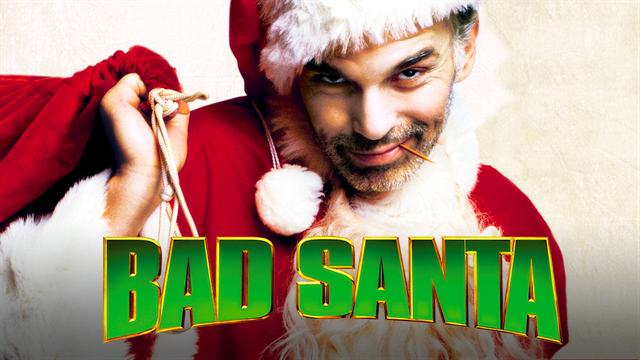 Six Points About Bad Santa Movie Bloggercom