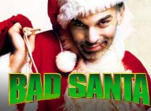 Bad Santa movie review