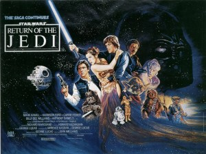 Star Wars Episode VI: The Return of the Jedi movie review