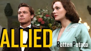 Allied, Movie Review, 2016, Brad Pitt, Marion Cotillard, Jared Harris, Lizzy Caplan, Simon McBurney, Daniel Betts, Camille Cottin, August Diehl, Matthew Goode, Robert Zemeckis, World War II, WWII, Nazi, Germany, France, Reviews, Film, Scene, Clip, Trailer, Teaser, Card Game, Inglourious Basterds, Spy,