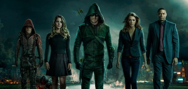 Arrow Season Three