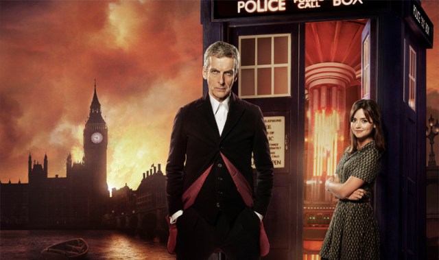 Doctor Who season 8 premier review