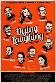 Dying Laughing movie review
