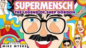 Supermensch: The Legend of Shep Gordon movie review