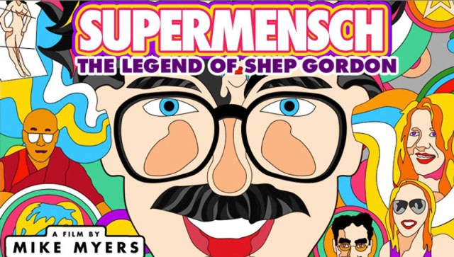 Supermensch: The Legend of Shep Gordon movie review