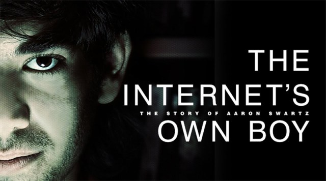 The Internet's Own Boy: The Story of Aaron Swartz movie review